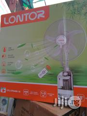 """18"""" Lontor Rechargable Mist Fan   Home Appliances for sale in Lagos State, Amuwo-Odofin"""