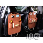 Car Back Seat Organizer - Brown Classic | Vehicle Parts & Accessories for sale in Lagos State, Ikeja