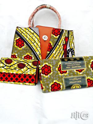 Quality Ankara Bag With 6yrds Wax | Bags for sale in Kaduna State, Kaduna / Kaduna State