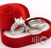 Bold Diamond Stone Wedding Set | Jewelry for sale in Lagos State, Surulere