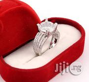 Bold Diamond Stone Engagement Band | Jewelry for sale in Lagos State, Surulere