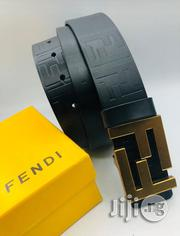 Original Fendi Leather Belt | Clothing Accessories for sale in Lagos State, Lagos Island