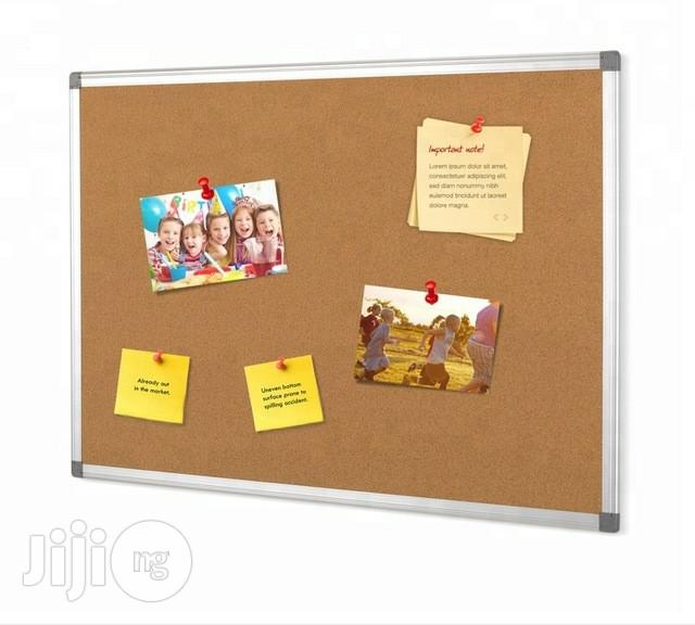 Archive: Notice Board With Stand And With Out Stand