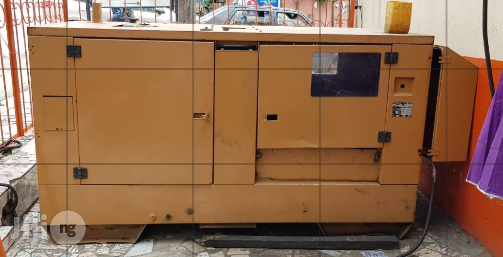 30KVA Silent Diesel Generator | Electrical Equipment for sale in Port-Harcourt, Rivers State, Nigeria