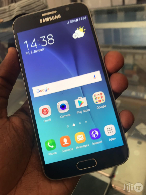 Samsung Galaxy S6 32 GB Black   Mobile Phones for sale in Kaduna / Kaduna State, Kaduna State, Nigeria
