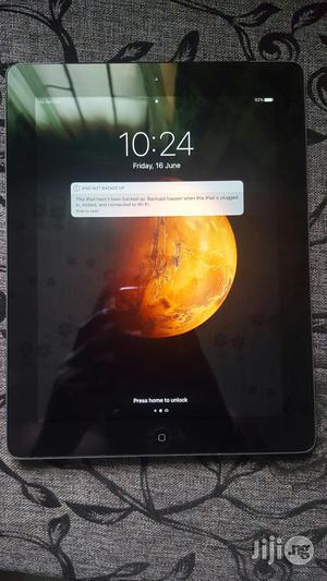 Apple iPad 4 Wi-Fi + Cellular 16 GB Gray | Tablets for sale in Ogun State, Ado-Odo/Ota