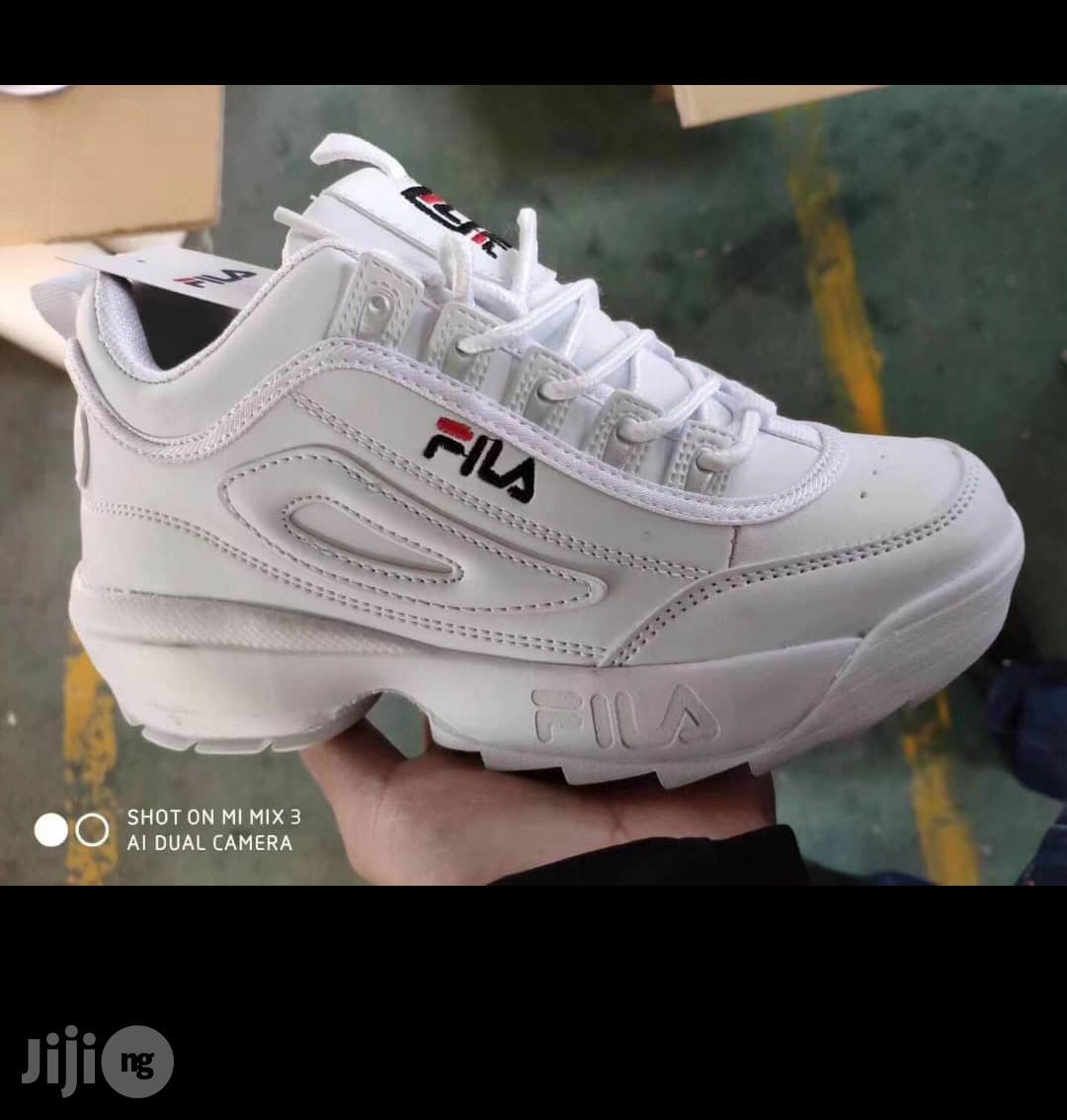 Fila Sneakers in Ifako-Ijaiye - Shoes