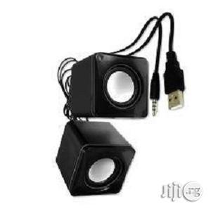 Mercury Multimedia Mini Speaker