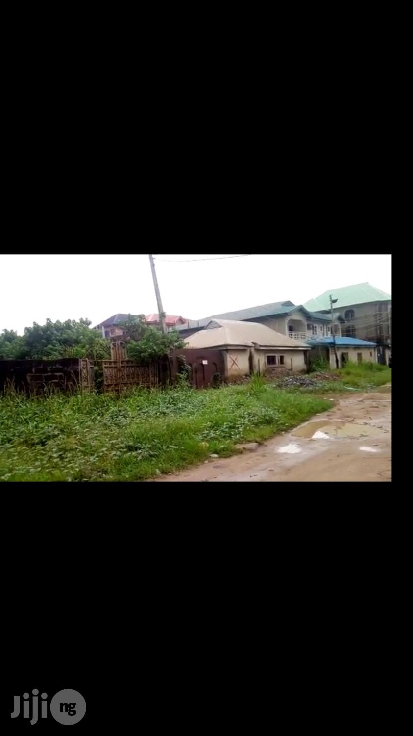 2 Plots Of Land For Sale At Ago Palace. | Land & Plots For Sale for sale in Isolo, Lagos State, Nigeria