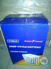 500ah 2V Battery For Inverter | Electrical Equipment for sale in Kano State, Bagwai