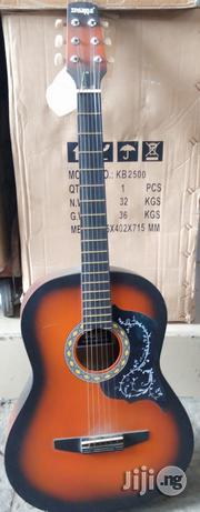 High Quality Sparkle 38 Inches Acustic Guitar | Musical Instruments & Gear for sale in Lagos State, Ojo