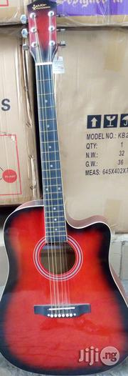 Semi Accustic Guitar 41 Inches With Equaliser | Musical Instruments & Gear for sale in Lagos State, Ojo