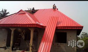 Long Span Aluminum Red Roofing And Aluminum Coil.. 0012 | Building & Trades Services for sale in Lagos State, Agege