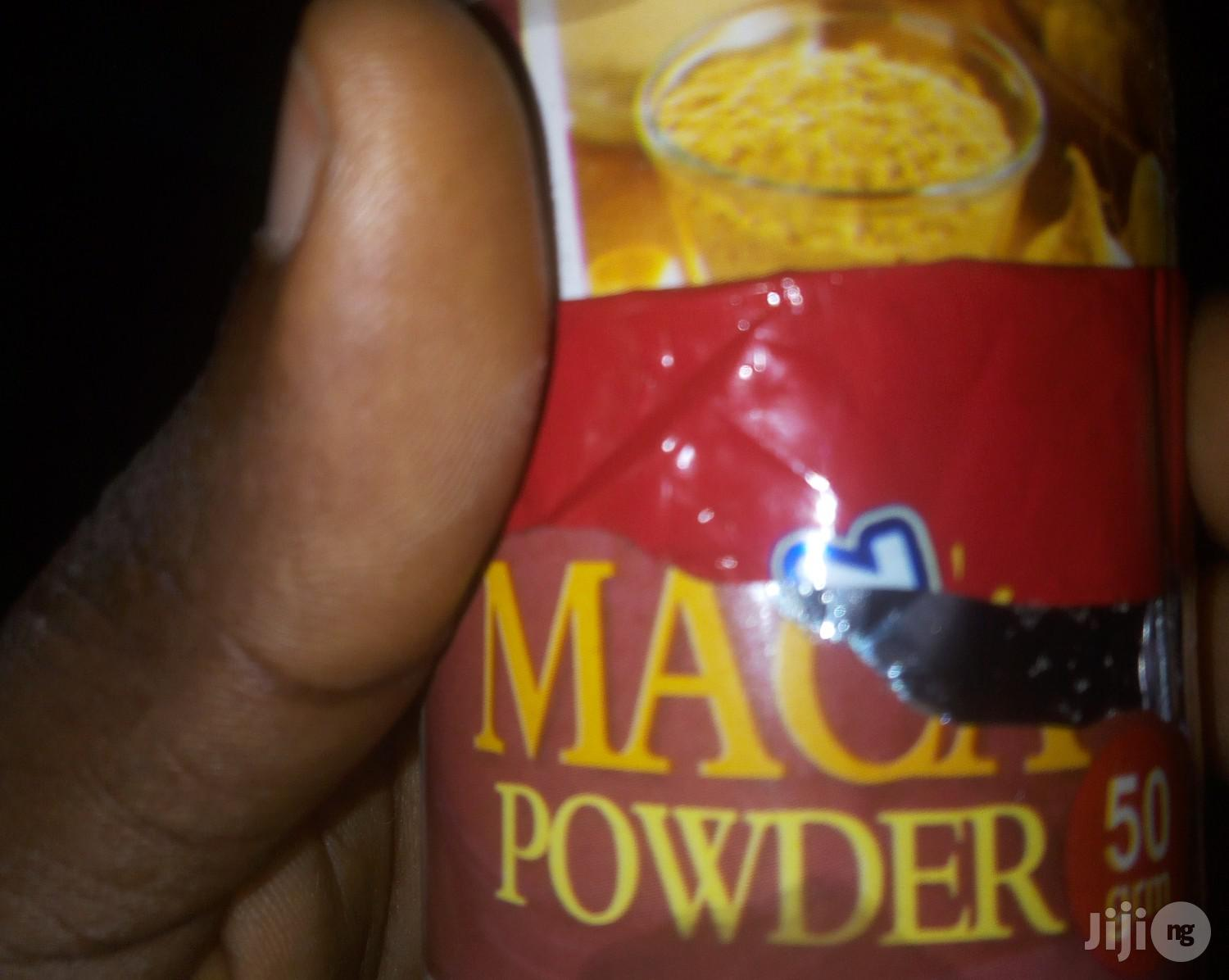 Maca Powder | Vitamins & Supplements for sale in Ibadan, Oyo State, Nigeria