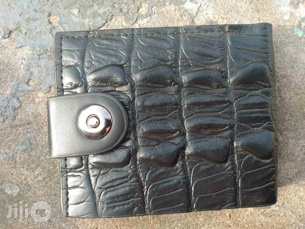 Leather Wallets for Men Travel Wallet | Bags for sale in Oshodi, Lagos State, Nigeria