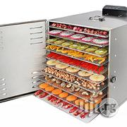 Generic Food Dehydrator Commercial 10 Tray Stainless Steel | Restaurant & Catering Equipment for sale in Lagos State, Ikoyi