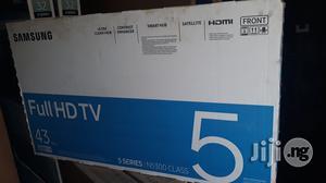 Original Samsung Smart Led Tv 43inchs   TV & DVD Equipment for sale in Lagos State, Ojo