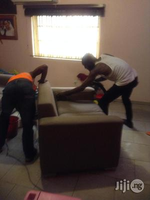 Fabrics Sofa Cleaning Services | Cleaning Services for sale in Lagos State, Ikeja