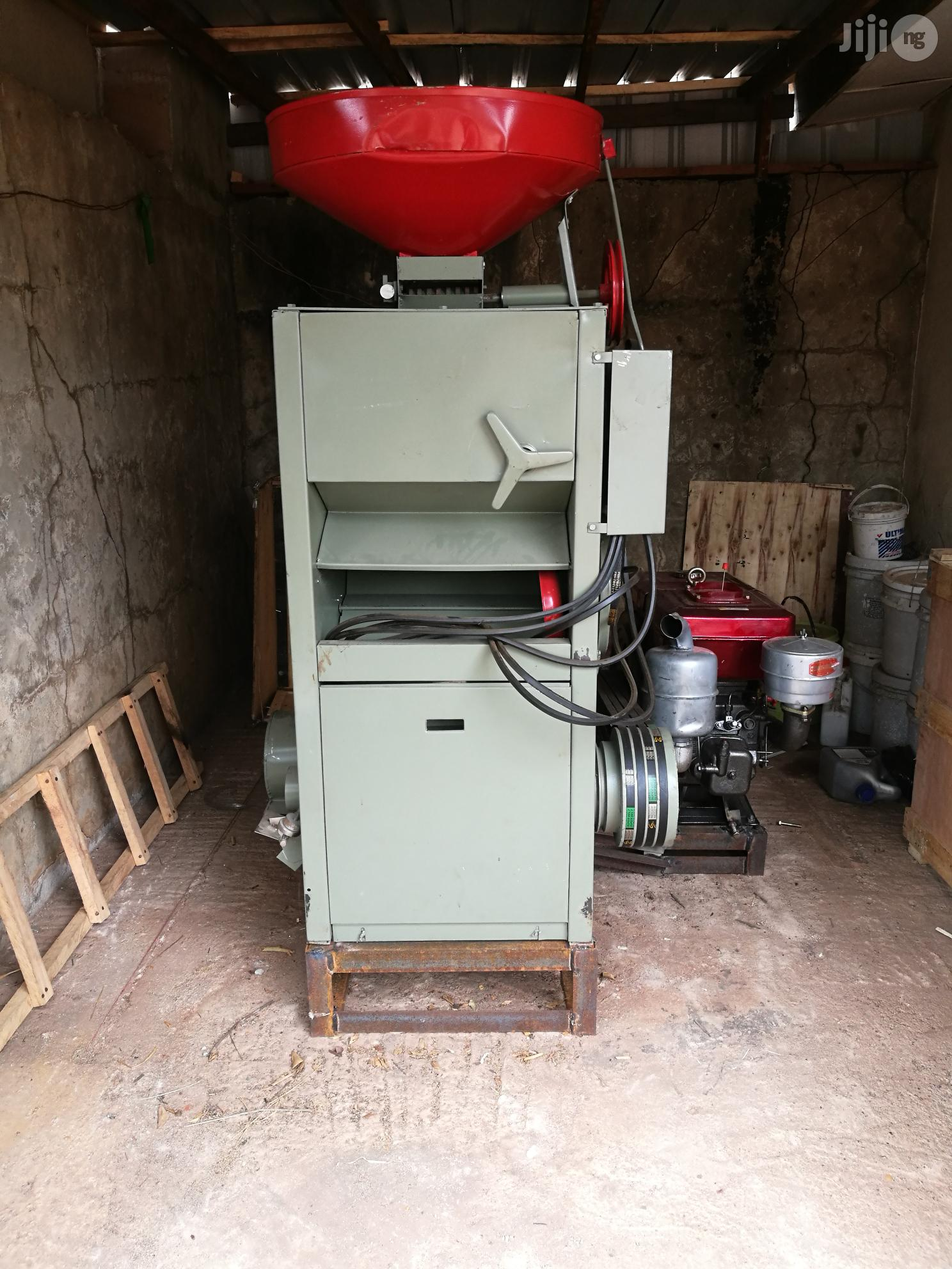 1.5 Ton Rice Mill And Polisher