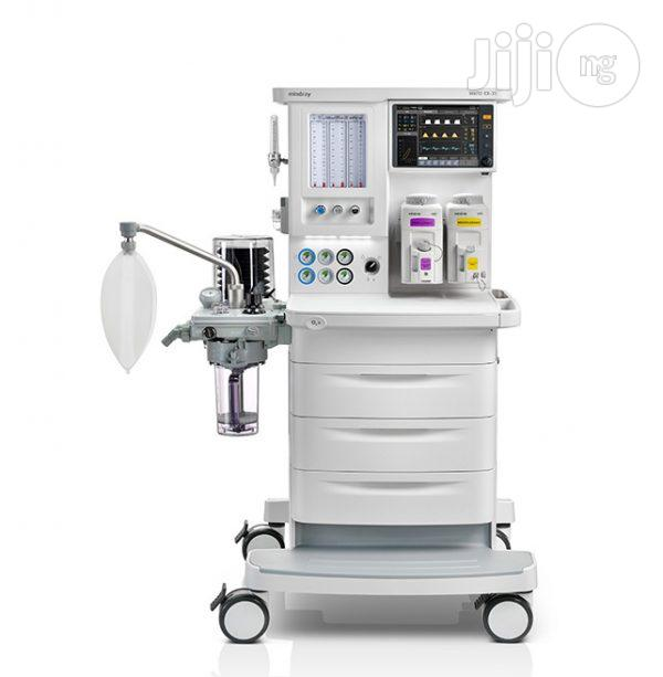 Mindray WATO EX-35 Anesthesia Machine | Medical Equipment for sale in Ikeja, Lagos State, Nigeria