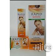 RAPID WHITE Rapid White Lotion And Soap   Bath & Body for sale in Lagos State, Ojo