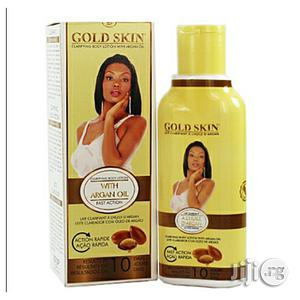 Sivop Gold Skin Clarifying Body Lotion With Argan Oil 250ml   Skin Care for sale in Lagos State, Ojo