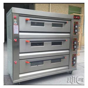Quality Deck Oven 9 Trays | Industrial Ovens for sale in Lagos State, Ojo