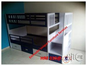 Children Wooden Bunk Beds | Children's Furniture for sale in Lagos State, Ikeja