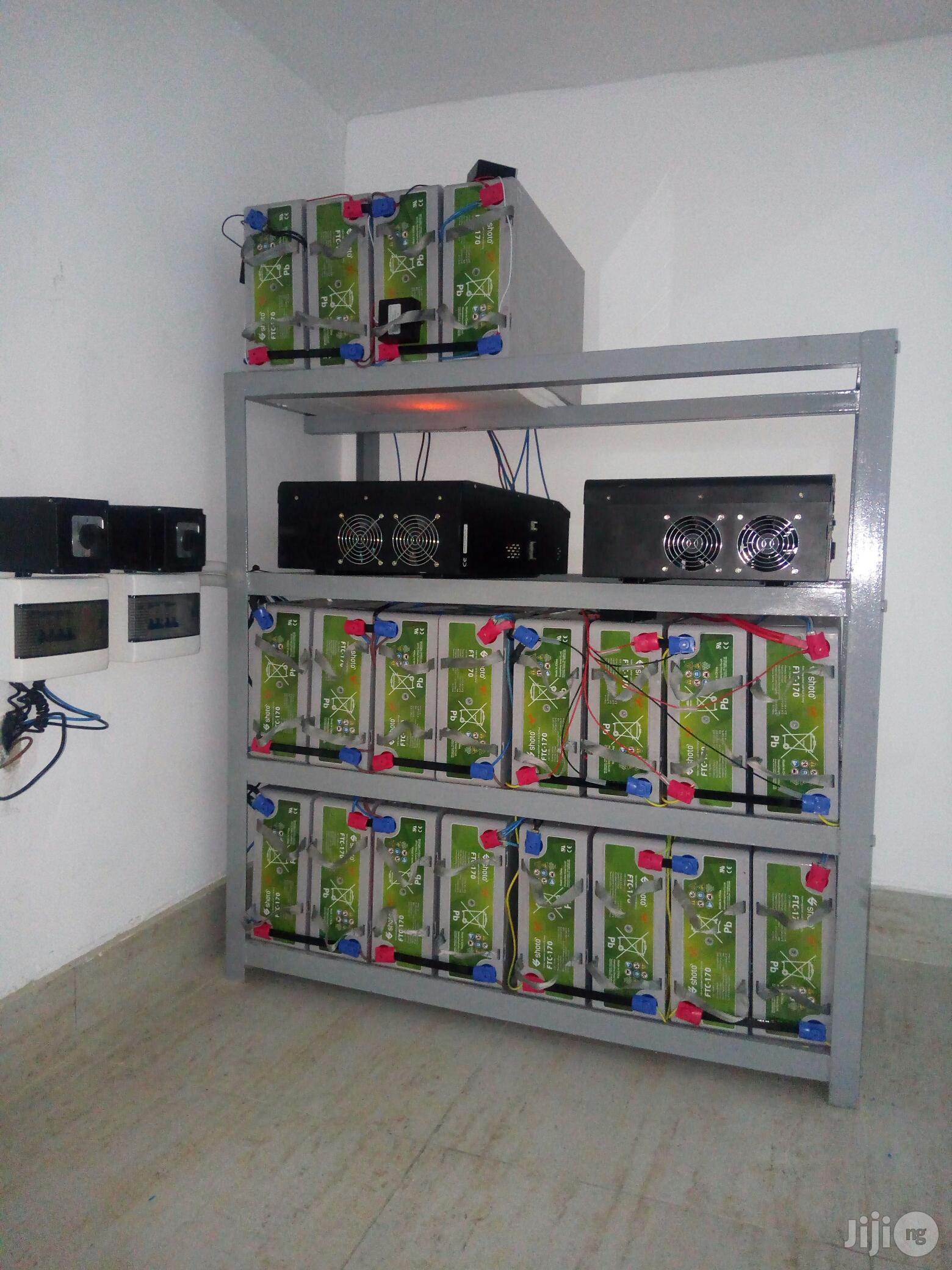 Archive: Jp2 Solar Hybrid Inverter Installation