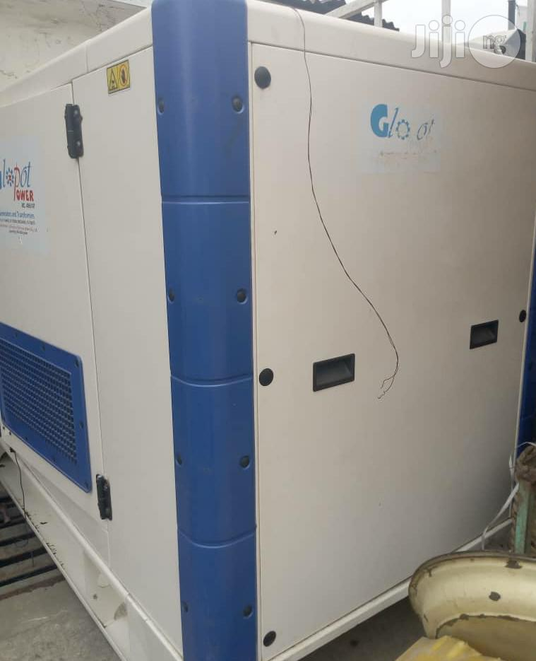 50kva UK Used FG Wilson Perkins Soundproof Generator Is Ready For Sale | Electrical Equipment for sale in Lagos State, Nigeria