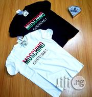 New Designer Moschino Turkey T-Shirt | Clothing for sale in Lagos State, Surulere
