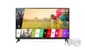 "LG Smart Wi-fi LED TV 43""   TV & DVD Equipment for sale in Lagos State, Ikeja"