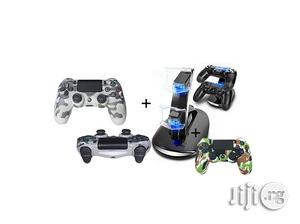PS4 Pad Official Controller   Accessories & Supplies for Electronics for sale in Lagos State, Ikeja