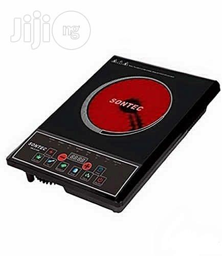 Sontec Table Top Infrared Induction Cooker Hotplate