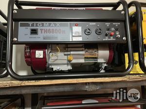 Tigmax Petrol Semi Silent Generator 3.5 Kva | Electrical Equipment for sale in Lagos State, Ojo