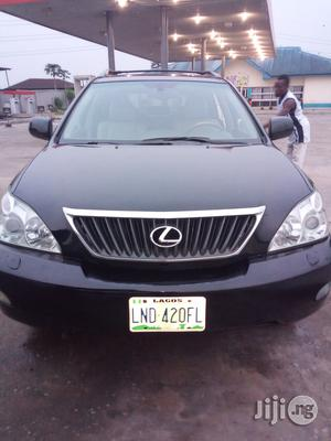 Lexus RX 2005 330 Black | Cars for sale in Rivers State, Obio-Akpor
