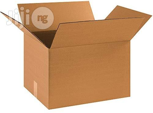USA Medium Moving Boxes (Pack Of 20) For Packing, Shipping