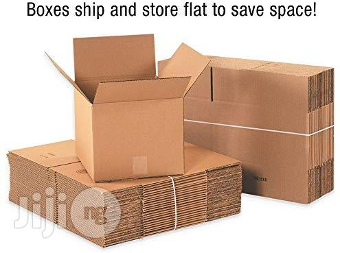 USA Medium Moving Boxes (Pack Of 20) For Packing, Shipping | Home Accessories for sale in Alimosho, Lagos State, Nigeria