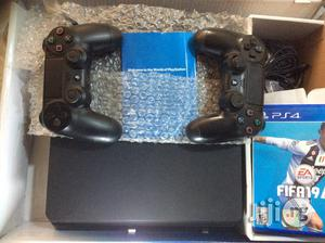 New Ps4 Slim + FIFA 21 or PES 21, MK 11, + 4 Latest Games   Video Game Consoles for sale in Ondo State, Akure