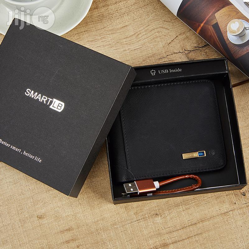 Luxury Wallet Smart Wallet Bluetooth Anti-lost Wallet