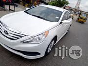 Hyundai Sonata 2014 White | Cars for sale in Lagos State