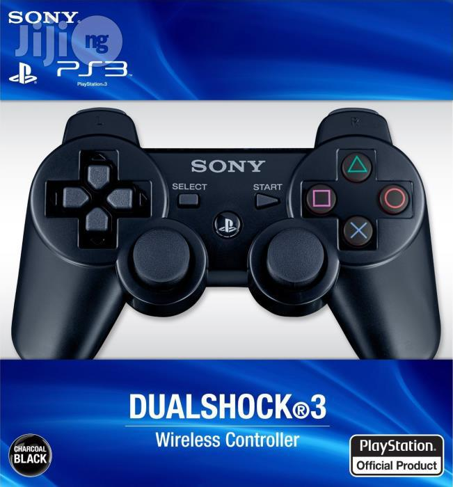 Archive: Sony Ps3 Wireless Controller Black