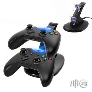 Xbox One Charging Dock Station Charger For Xbox One Controller | Accessories & Supplies for Electronics for sale in Lagos State, Ikeja