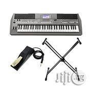 Yamaha Portable Keyboard Psr 670 | Musical Instruments & Gear for sale in Lagos State, Ojo