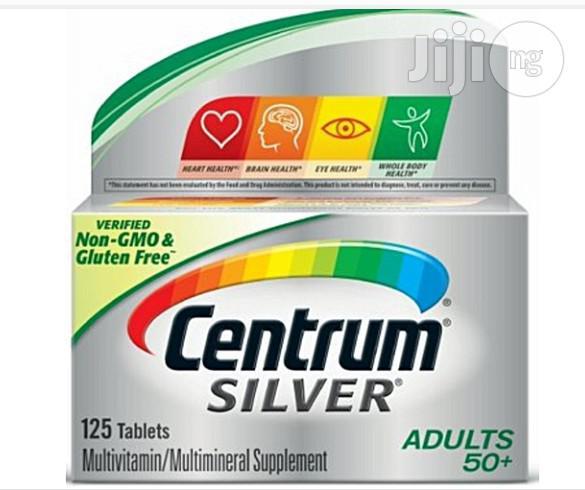 Centrum Centrum Silver Adult 50+ Multivitamin - 125 Tablets