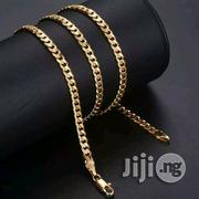 Exclusive, Non Fade Stainless Steel Cuban Neck Chain | Jewelry for sale in Lagos State, Lagos Island