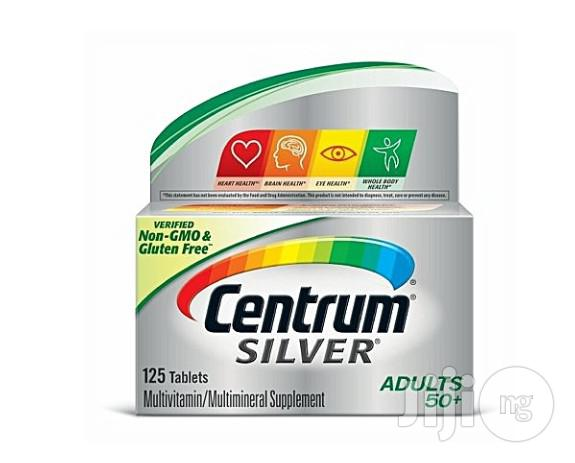 Centrum Silver Multivitamin/Multimineral Adults