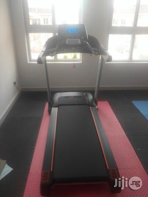 3.5hp Motorized Treadmill With Music   Sports Equipment for sale in Lagos State, Surulere