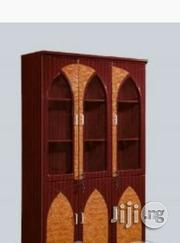 Quality Unique Wooden Book Shelves. By 4 | Furniture for sale in Lagos State, Ojo