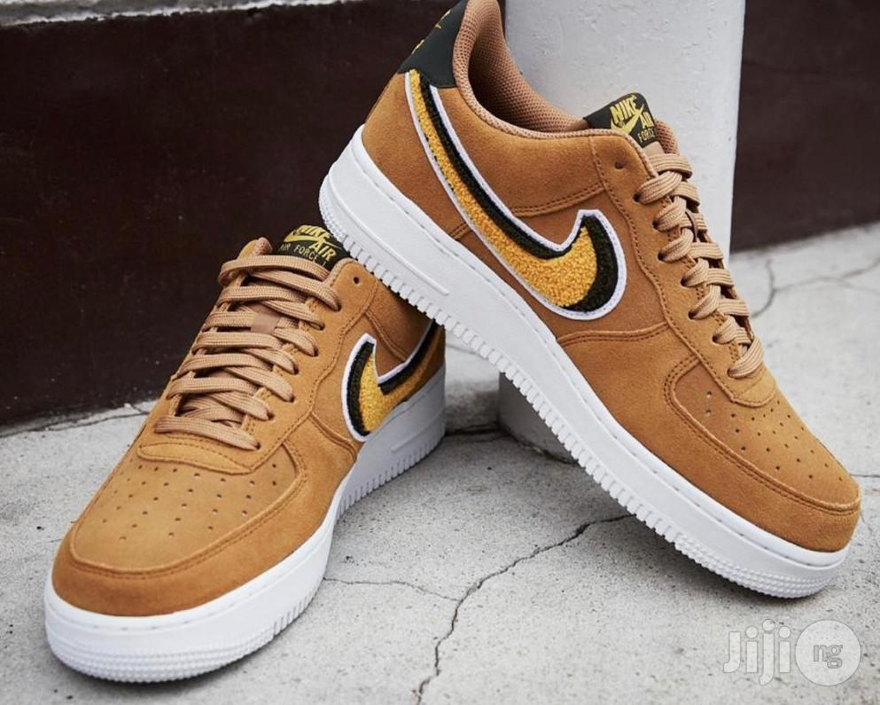 Nike Air Force 1 07 Lv8 Muted Bronze
